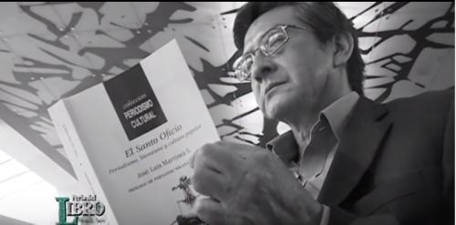 Feria del libro Hermosillo 2013 - José Luis Martínez S.