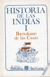 Historia de las Indias, I