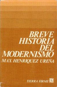 Breve historia del modernismo