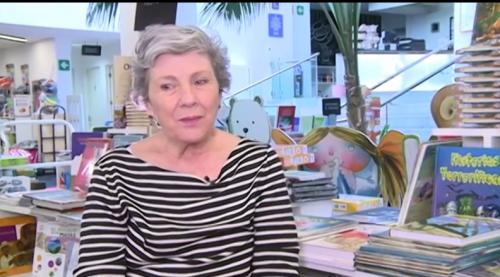 Feria del Libro Hermosillo 2014 - Alicia Molina
