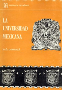 La universidad mexicana