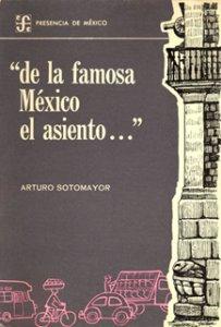 De la famosa México el asiento