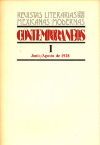 Contemporáneos I