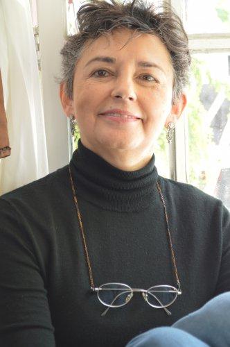 Foto de la autora