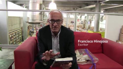 ¿Qué hay en la bolsa de...? Francisco Hinojosa