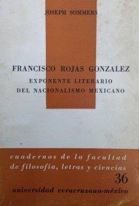 Francisco Rojas González : exponente literario del nacionalismo mexicano