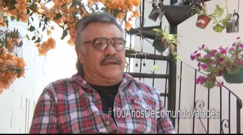 Francisco Luna, escritor, habla de Edmundo Valadés a 100 años de su natalicio