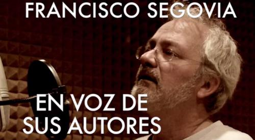 Francisco Segovia en Descarga Cultura.UNAM