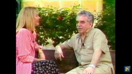Tratos y retratos - Gabriel García Márquez.