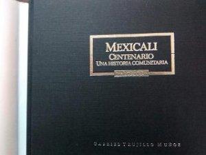 Mexicali centenario : una historia comunitaria 1903-2003