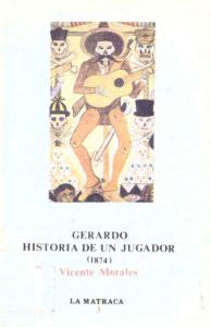 Gerardo : historia de un jugador