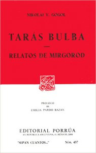 Tarás Bulba ; Relatos de Mirgorod