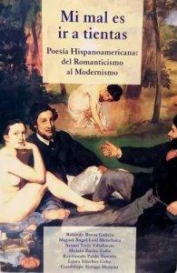 Mi mal es ir a tientas : poesía hispanoamericana : del romanticismo al modernismo