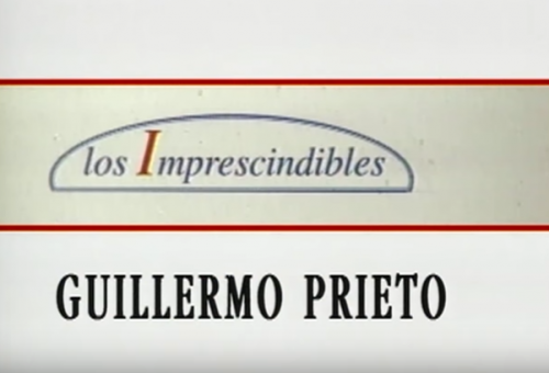 Los imprescindibles - Guillermo Prieto