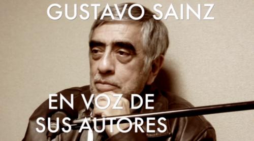 Gustavo Sainz en Descarga Cultura.UNAM