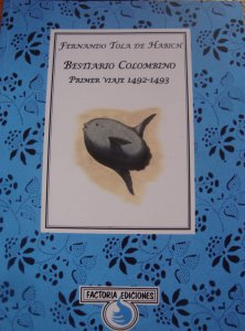 Bestiario colombino : primer viaje 1492-1493