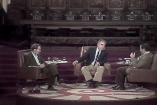Michael Hamburger, Álvaro Mutis y Jaime García Terrés