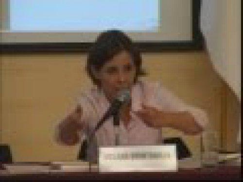Homenaje a Alfonso Reyes: Susana Quintanilla