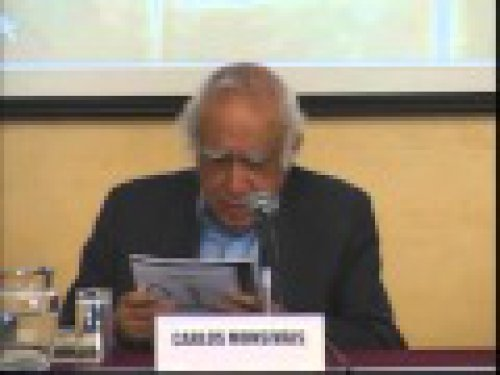 Homenaje a Alfonso Reyes: Conferencia magistral