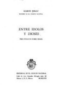 Entre ídolos y dioses : tres ensayos sobre Hegel