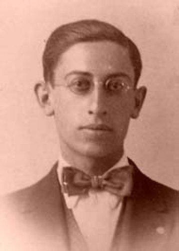 Foto: Archivo de Expedientes de Alumnos del Centro de Estudios Sobre la Universidad Nacional Autónoma de México