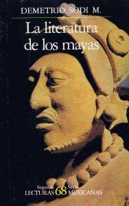 La literatura de los mayas