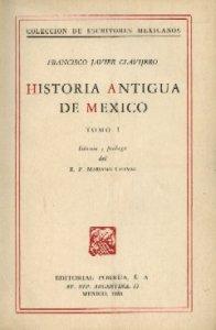Historia antigua de México I