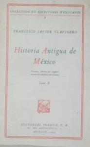 Historia antigua de México II