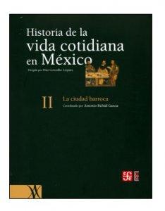 Historia de la vida cotidiana en México II : el México virreinal