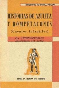 Historias de Azulita y Rompetacones : cuentos infantiles