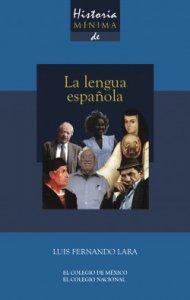 Historia mínima de la lengua española