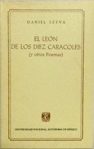 El león de los diez caracoles (y otros poemas)
