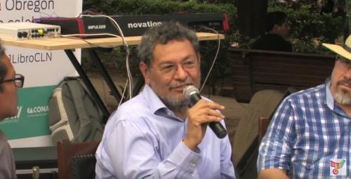 Homenaje a Élmer Mendoza en el 483 Aniversario de Culiacán