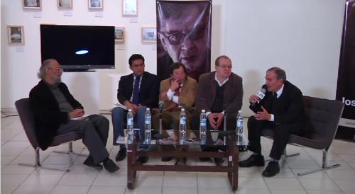 José Emilio Pacheco con nosotros. Remembranza