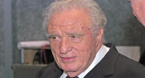 Homenaje luctuoso a Julio Scherer