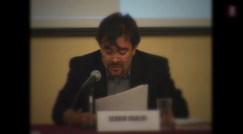 Homenaje a Alfonso Reyes: Sergio Ugalde