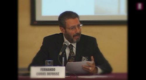 Homenaje a Alfonso Reyes: Fernando Curiel