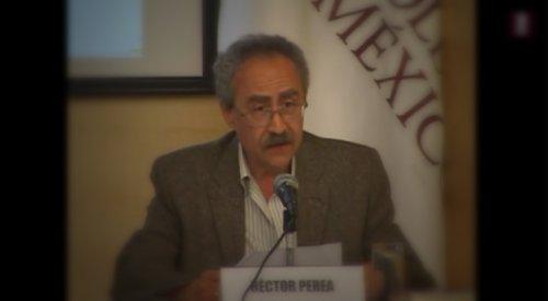 Homenaje a Alfonso Reyes: Héctor Perea