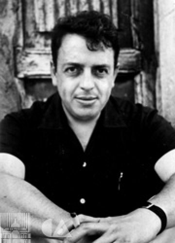 Jorge Ibargüengoitia, en San Miguel de Allende, 1965 | Archivo Joy Laville/CNL-INBA