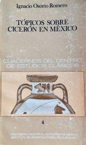 Tópicos sobre Cicerón en México