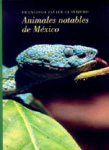 Animales notables de México