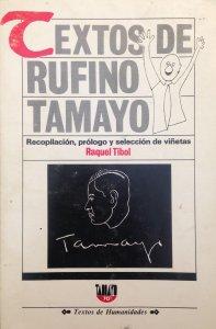 Textos de Rufino Tamayo