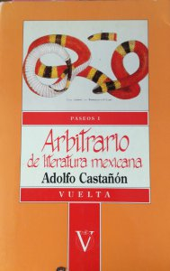 Arbitrario de la literatura mexicana