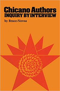Chicano authors inquiry in interview