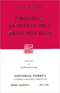 Ismaelillo ; La Edad de Oro ; Versos sencillos