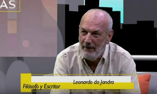 Contraseñas - Leonardo Da Jandra