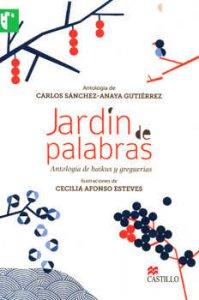 Jardín de palabras : antología de haikus y greguerías