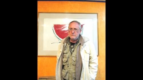 Javier Sicilia 2016