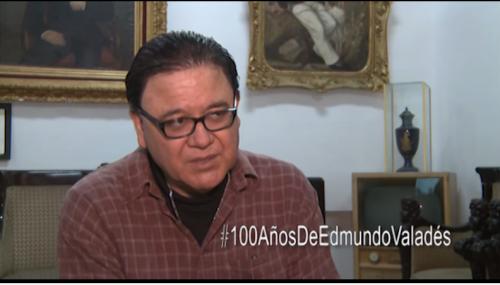 Jeff Durango habla de Edmundo Valadés a 100 años de su natalicio