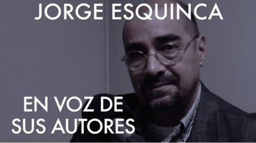 Jorge Esquinca en Descarga Cultura.UNAM